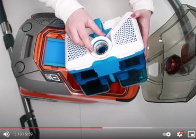 Cum spal covoarele acasa | Testez aspiratorul Thomas Aqua+ Pet & Family